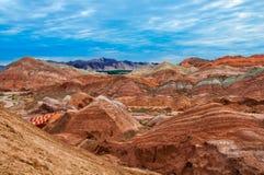 Красивый landform Karst стоковые фотографии rf