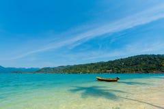 Красивый seascape на Koh Suwan Стоковая Фотография RF