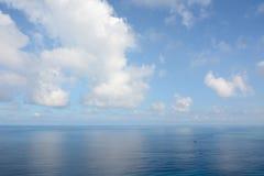 Красивый seascape Стоковое Фото