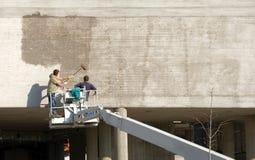 Красить стену Стоковые Фото