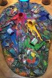 красить цветов Стоковые Изображения RF