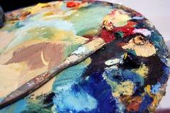 Красить стоковая фотография rf