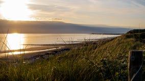 красит восход солнца моря фото темноты горизонтальный естественный Стоковое фото RF