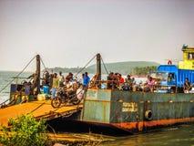 красит Индию стоковая фотография
