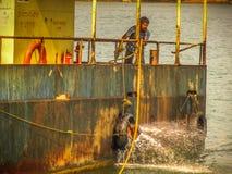 красит Индию стоковые фото