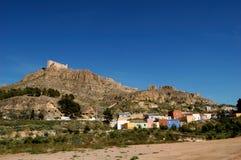 красит испанские языки стоковая фотография