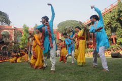 красит празднество индусским Стоковое Изображение RF