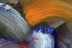 красит tempera влажной стоковое фото rf