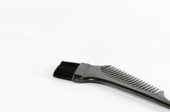 Краска волос щетки Стоковая Фотография