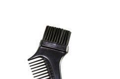 Краска волос щетки Стоковые Фото