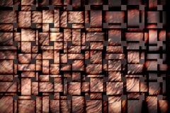 Краска как графическая предпосылка конспекта иллюстрации с картиной weave Стоковые Изображения