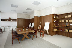 Краска комнаты Стоковое Фото