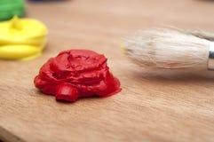 Краска масла Стоковые Фотографии RF