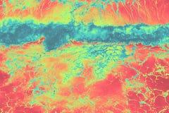 Краска моря стоковая фотография