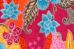 Краска на ткани Стоковое Изображение RF