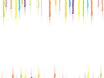 краска падения Стоковые Фотографии RF