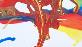 краска подач Стоковые Изображения RF