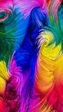 краска предпосылки цветастая стоковые изображения rf