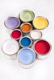 краска состава стоковые изображения