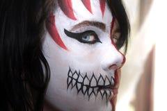 Краска хеллоуина Стоковые Изображения RF