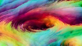 Краска цифров красочная Стоковые Фотографии RF