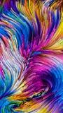 Краска цифров красочная стоковые изображения