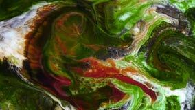 Краска чернил конспекта мистическая волшебная взрывает распространение сток-видео