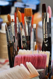 краска щетки Стоковая Фотография RF
