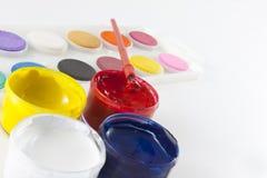 краска щетки Стоковые Изображения RF