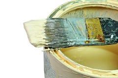 краска щетки Стоковое фото RF