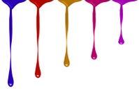 краска Стоковая Фотография