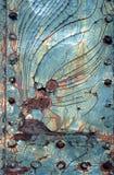 краска 5 мотивов Стоковое фото RF