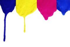 краски Стоковая Фотография RF