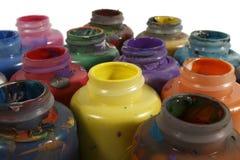 краски s детей стоковые изображения rf