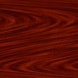 красная безшовная древесина текстуры Стоковые Фотографии RF