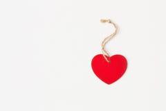 красная белизна Стоковая Фотография RF
