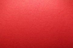 Красная бумага Стоковое Изображение