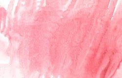 Красная бумажная предпосылка краски, иллюстрация растра иллюстрация штока