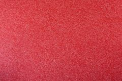 Красная бумажная текстура Стоковые Фото