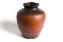 красная ваза Стоковые Изображения RF