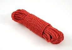 красная веревочка Стоковые Изображения RF