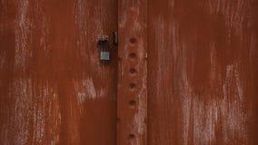 Красная дверь Стоковая Фотография RF