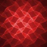красная волна Стоковые Фото