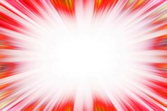 Красная граница взрыва starburst Стоковые Фотографии RF