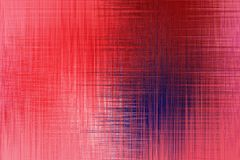 Красная грубая ткань с голубым и белым пятном, абстрактной предпосылкой иллюстрация штока