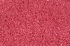 Красная декоративная бумага как предпосылка Стоковые Фотографии RF