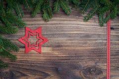 Красная лента Стоковая Фотография RF