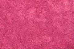 Красная замша Стоковые Изображения RF