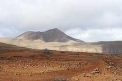 Красная земля стоковая фотография rf