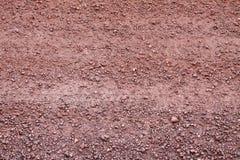 Красная земля Стоковые Фотографии RF